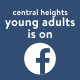 Buttons - young adults facebook