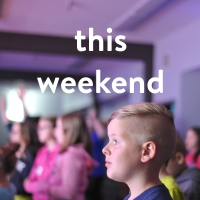 Buttons - kids this weekend