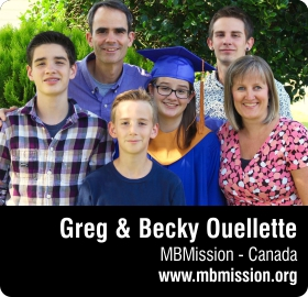 missionaries - g&bouellette