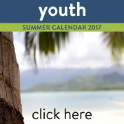 Buttons - Youth - april youth calendar
