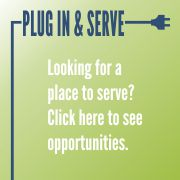 Buttons - plug in and serve