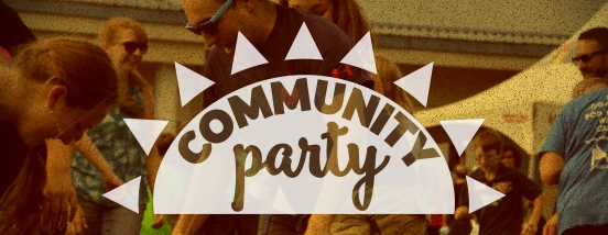 Header Image for Community Party