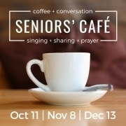 dates for seniors cafe