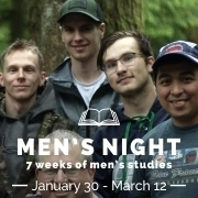 men's night studies